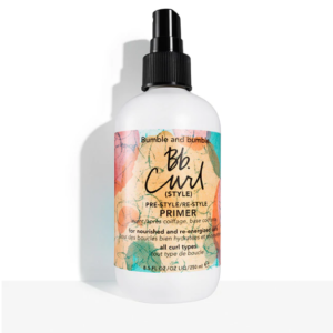 Bumble and bumble Curl Pre-Style/Re-Style Primer in 5 oz.