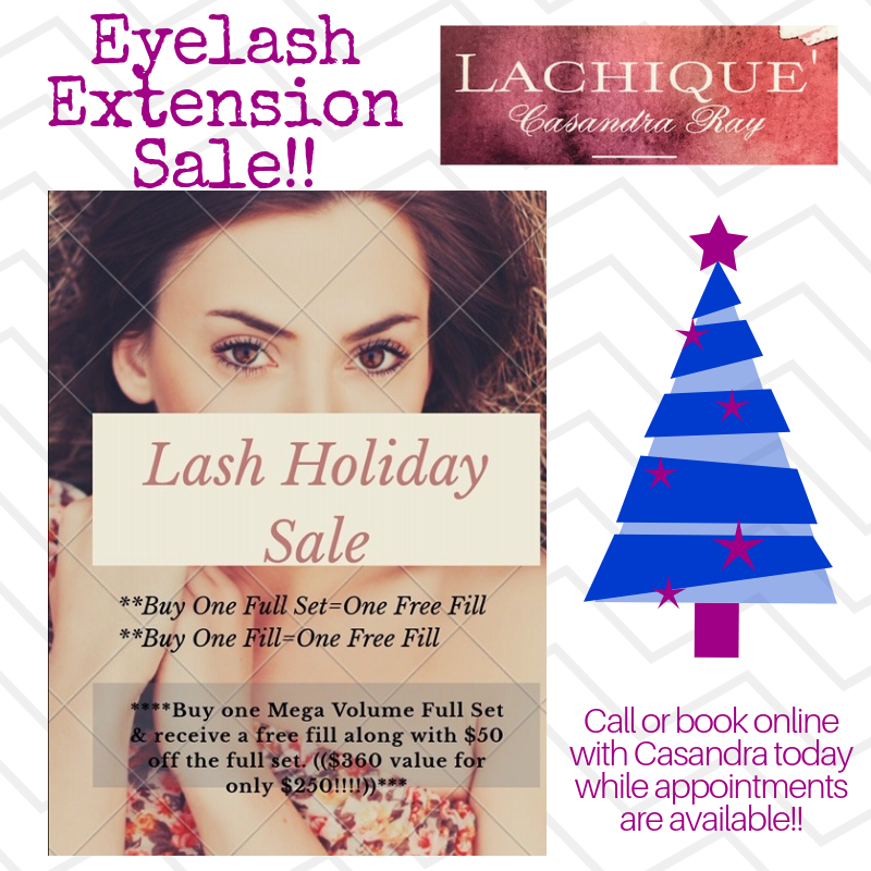 Eyelash Extension Sale Icon Salon